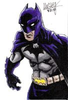 Batman by LangleyEffect