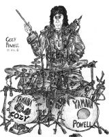 Cozy_Powell by Kryol