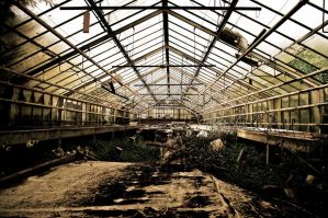 Abandoned nursery by Xfluegge