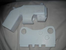 Disgaea Gun Prop 0.5 complete by Bisected8
