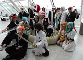 Bleach Meeting by MJ-Cosplay