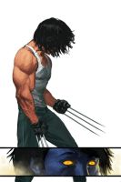 WOLVERINE WEDNESDAY - 13 by reau