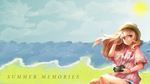 Summer Memories Anime Wallpaper by ChihaHime