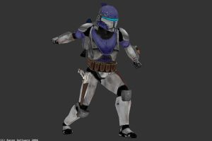 New-age Mandalorian by otamachamp