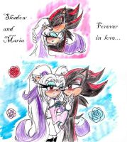 Maria and Shadow forever by Crystal-Dream
