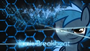 Sonic Breakbeat HAPPY B-DAY wallpaper by dadio46