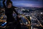 The Overlook - Lara Croft by andersoncathy