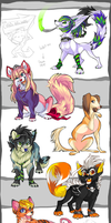 Chibis, sunny side up please by Kuitsuku