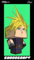 Cloud Strife by Flames2Earth