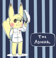 The Admiral by Sushiba