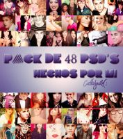 Pack De 48 PSD's by CattaHappySmile