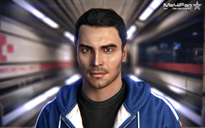Kaidan - Space Station by Me4Fan