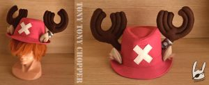 OP - Tony Tony Chopper Hat by Semashke