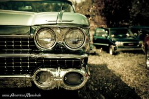 59Caddy Chrome by AmericanMuscle