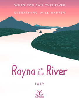 Rayna on the River Teaser by Catomix