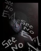 See no evil by TheBeeInYourBonnet
