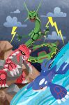 Hoenn Legendaries by m-dugarchomp