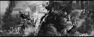 Batista in to the Apocalyspe by LilSaintJA