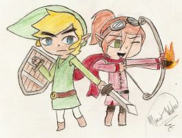 Link lets go by MiRandom21