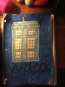 WhoLock by BALORTRISHQUEEN