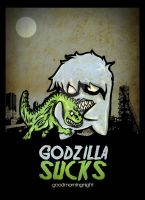 GOJIRA SUCKS by goodmorningnight