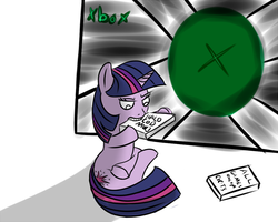 Twilight cannot into games by Thorheim