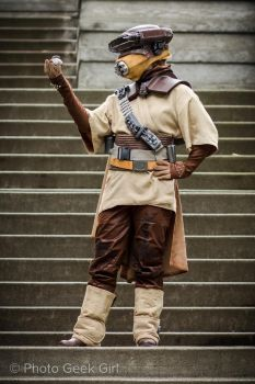 Boushh and the Thermal Detonator by E-The-Zombie