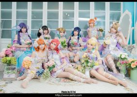 LoveLive Cosplay 04 by eefai