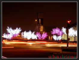 Urban Christmas by cmunilla