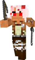 Render of my new skin by ItsCakie