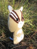 Eco-friendly, Chipmunk - SOLD by mypetmoon