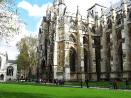 Westminster Abbey III. by csibecsont