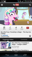 My little pony fail: different looks by art-is-my-bream