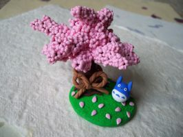Cherry blossom 2 gift by spongeenthusiast
