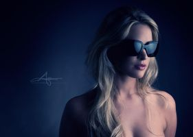 Black Shades by Stridsberg
