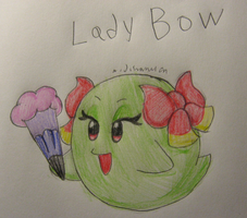 Lady Bow by Nijihamu-can