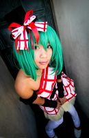 Macross Frontier: Ranka Lee by memeisorochimarusama