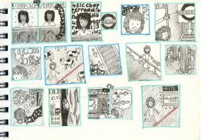 storyboard four by illustrationgirl