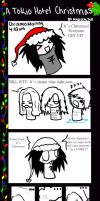 A Tokio Hotel Christmas by Magical-Jar-Of-Dirt