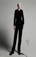 The Slender Man by sean-mpk