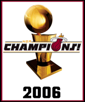 2006 NBA Champions by FJOJR
