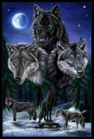 Wolfbrothers by BlackMysticA