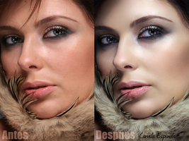 retouch by CamilaEspinola