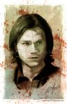 Blood Brother: Sam Winchester by Angel-Creations