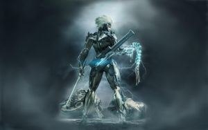 MGS Rising Lightning Bolt by Z-89