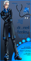 Dr. Neil Fenley by Viquey