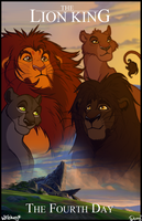 The Lion King ~ The Fourth Day by ArmanaTLK