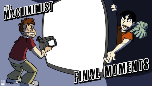The Machinimist Final Moments by Pyrotech07