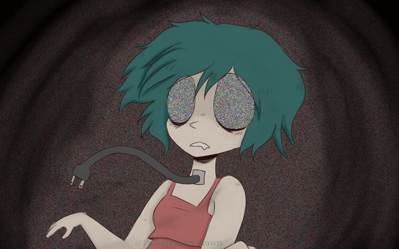 Disconnected [VENT] by PastelPastryClown