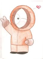 Cute Kenny by Animefreakchelly